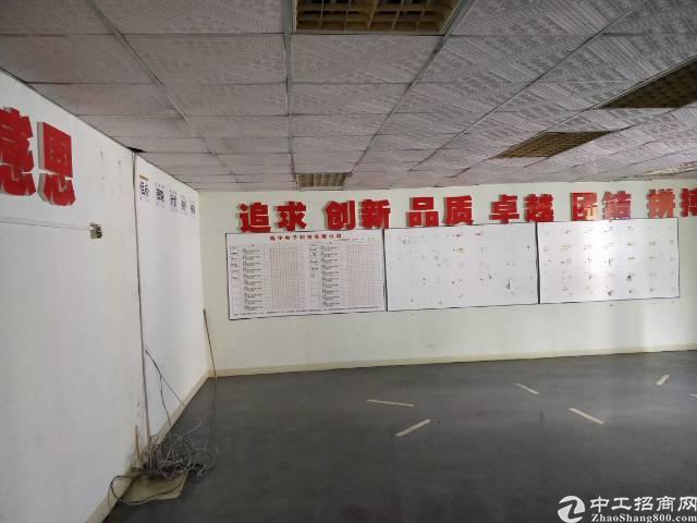 长安宵边社区地王广场旁新出厂房招租