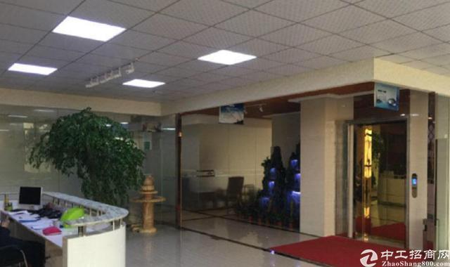 清溪上元标准一楼厂房900平米带精装修水电齐全