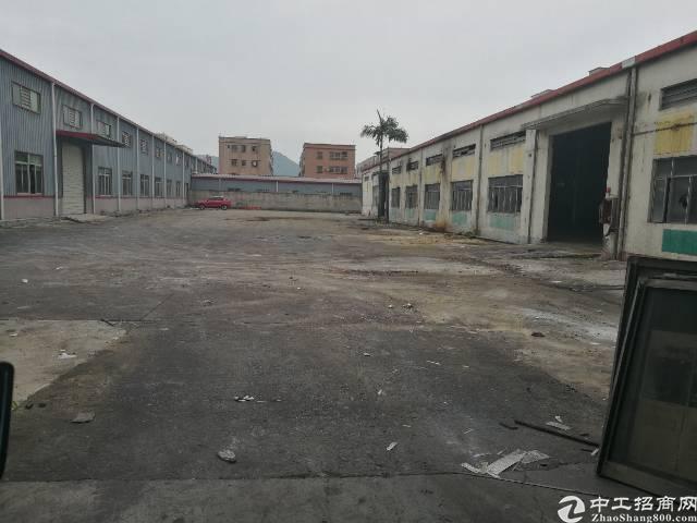 清溪三中钢构独院5000平米,滴水8米高!
