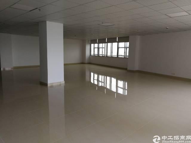 福永沿江高速出口写字楼550平租43