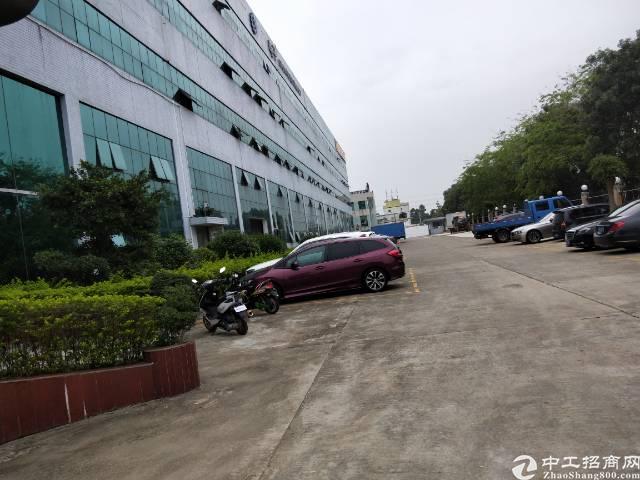 清溪新出原房东标准厂房三楼3000平米