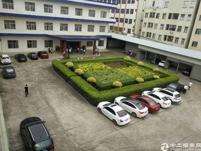 花园厂房3层每层4500平方,豪华办公室装修
