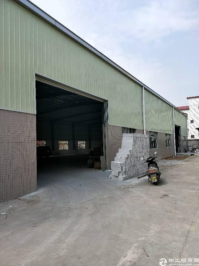 新出经典铁皮厂房,空地面积大