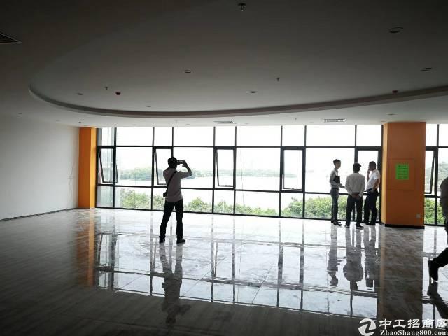 福永绝美湖景精装修写字楼70-4500平出租