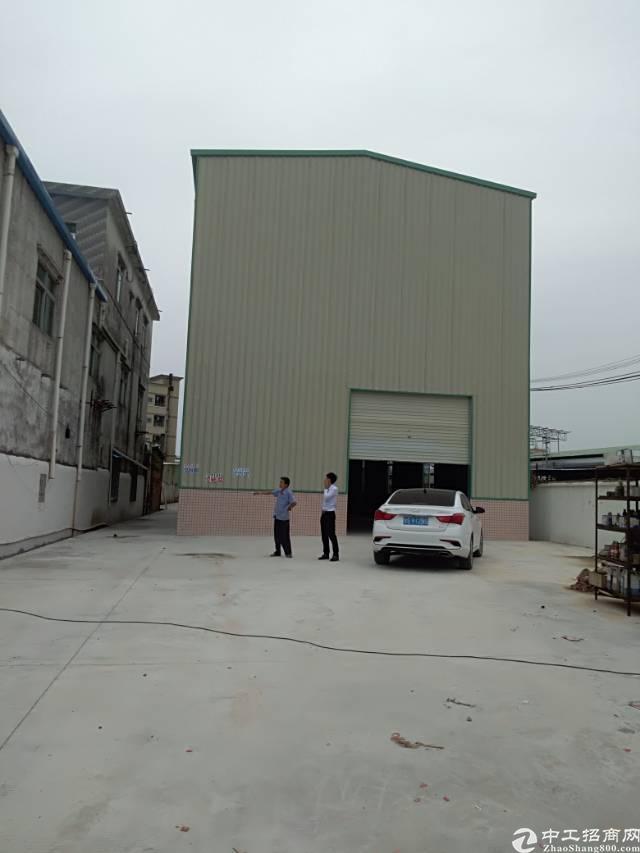 原房东独院钢结构厂房,