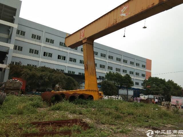 重型机械设备加工厂房60000方