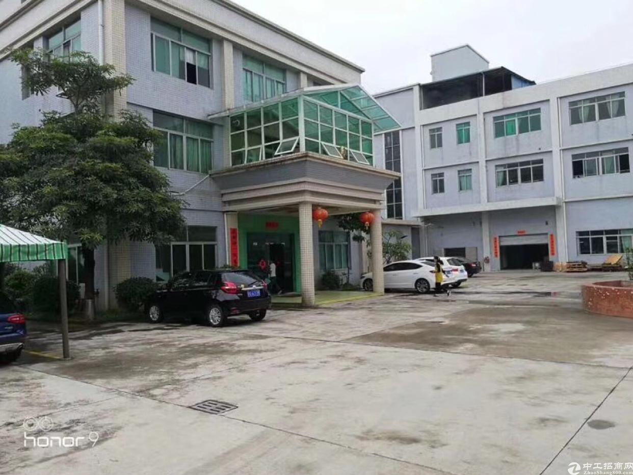 长安厦边新出独门独院8000平方,原房东带豪华装修