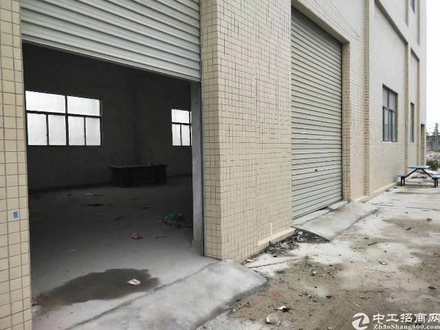 长安新出全新厂房。价格非常优惠,离高速路口近。好招工