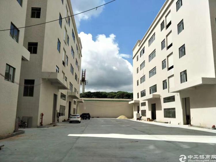 横沥镇新出全新标准厂房厂房5.5层24500平方一楼5.5米