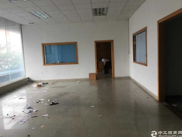虎门沿江高速出口带精装修厂房1300平方出租