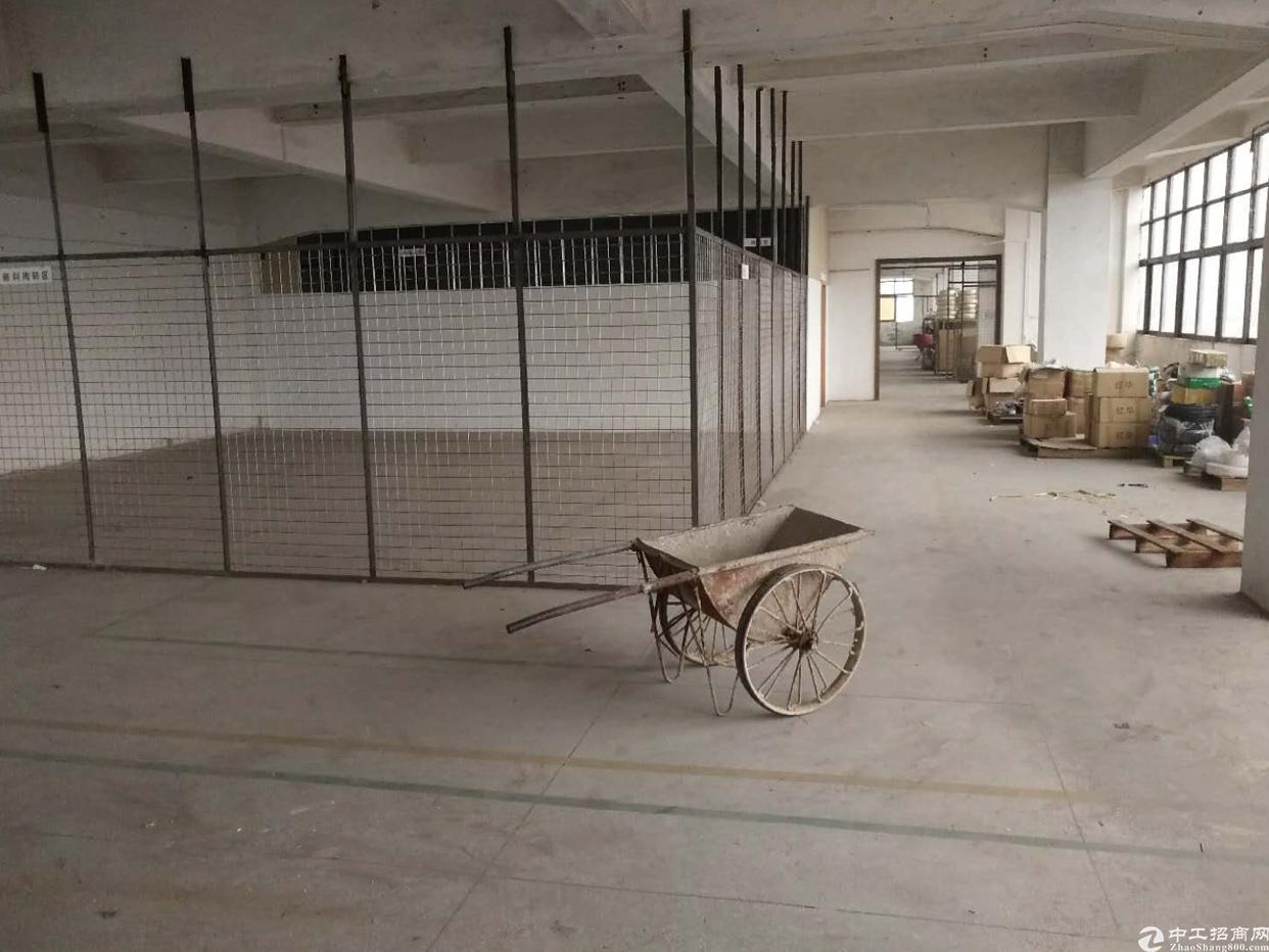 万江简沙洲新出楼上原房东厂房,价格实惠,实用面积高