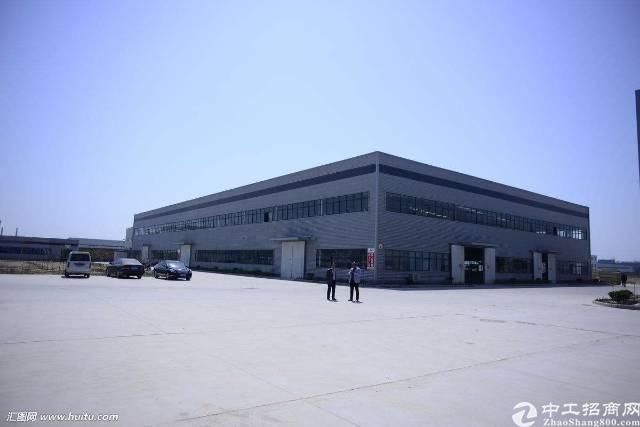新建独院钢构厂房6300平招租
