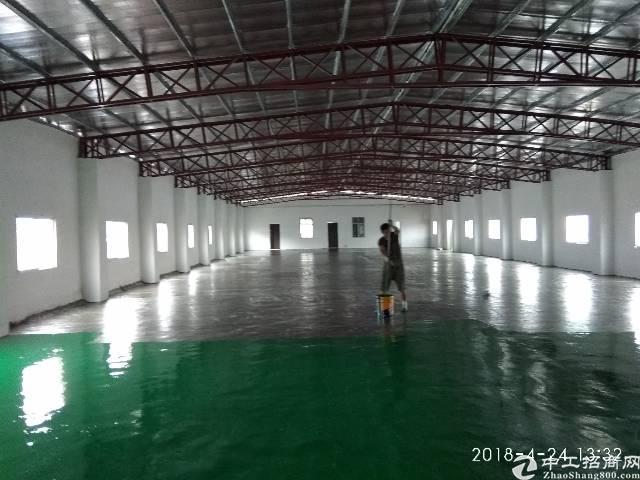 虎门镇口新出4层每层1400平米厂房出租