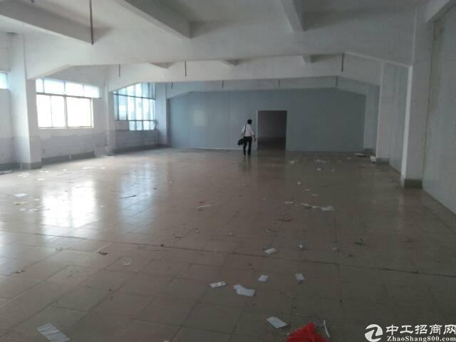 清溪镇中心标准厂房二楼800平米