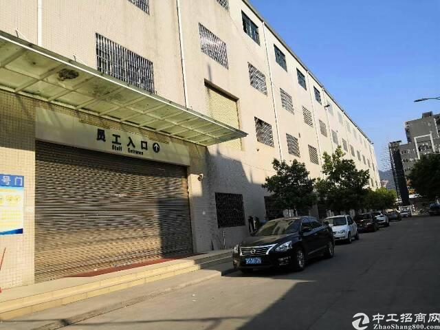 清溪镇高速出口处二楼厂房800平方带装修招租