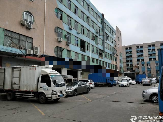 福永兴围新出楼上400平米带装修仓库