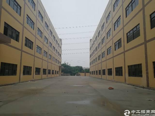 龙溪镇新出标准厂房
