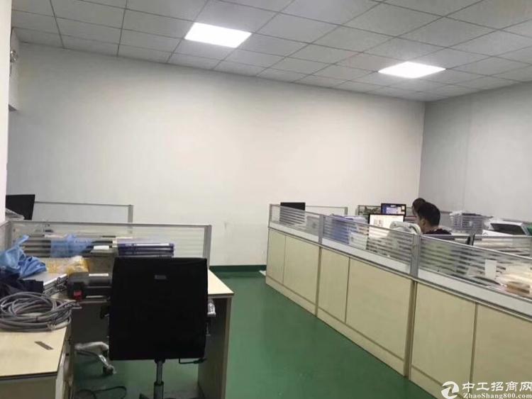 观澜桂花500平带精装修办公加生产