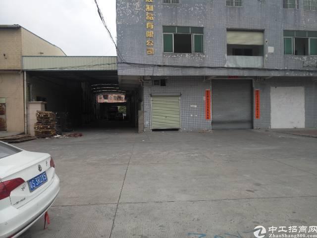 常平镇新出单一层厂房1500平方出租
