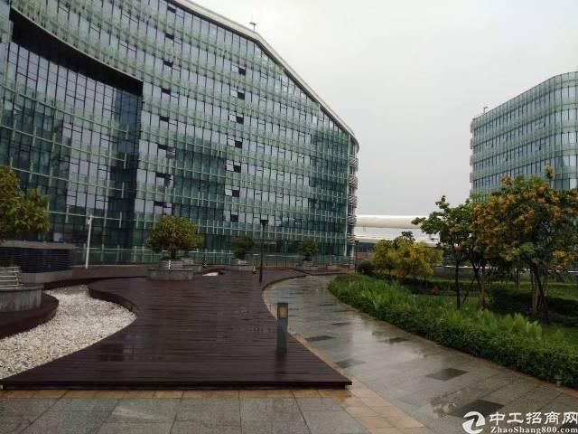 深圳机场旁边85平方甲级写字楼出租