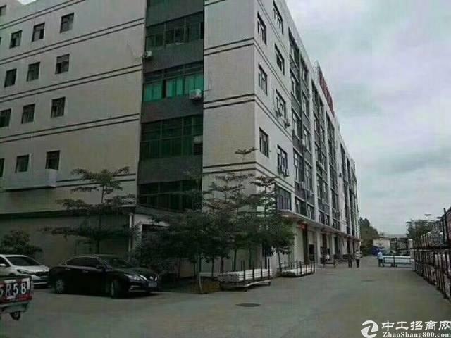 凤岗观澜交界花园式厂房5200平米出租