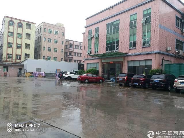 大朗镇沙埗工业区分租一栋标准厂房4800平方