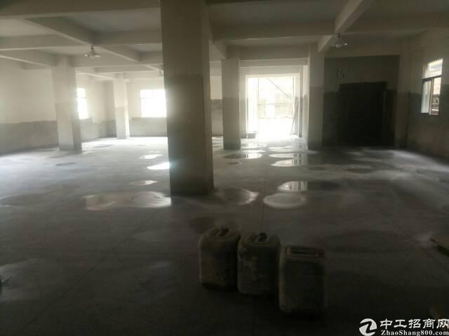 黄江镇独院分租楼上带装修办公室厂房650㎡!!