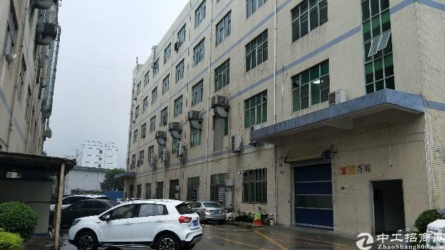 观澜大型工业区独门独院厂房13500平米出租