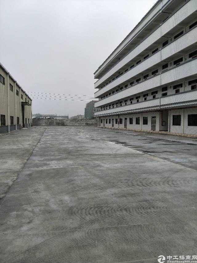 新出经典铁皮厂房8千平方空地大配套设施齐全。