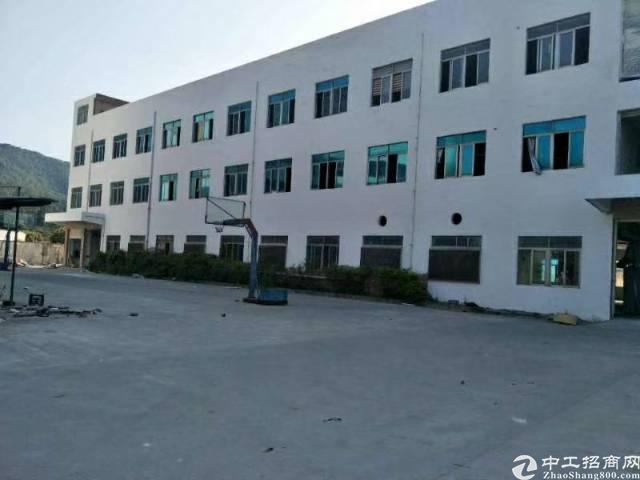 松岗沙浦工业区新出独院厂房8000平米出租
