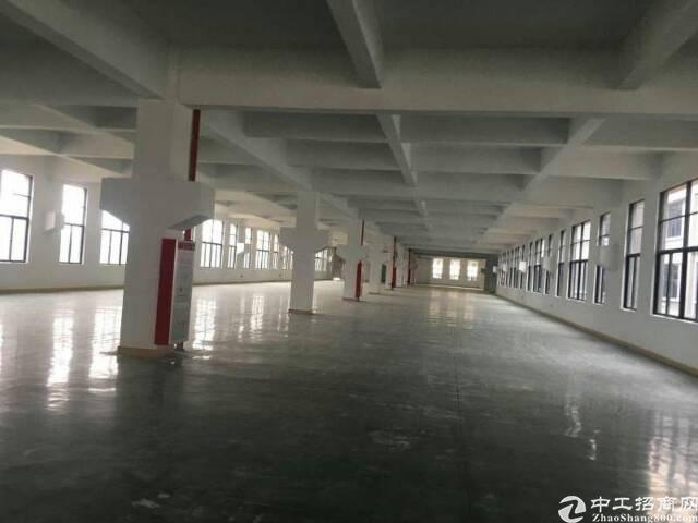 东莞横沥原房东独院标准厂房招租