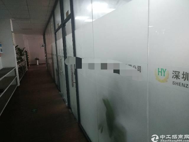 沙井黄埔东环路新出一楼厂房900平方精装修-图3