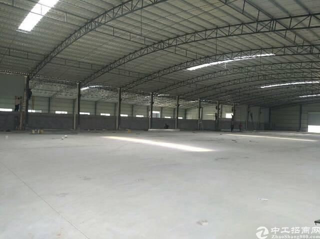 独院钢构厂房3000平米,滴水8米高