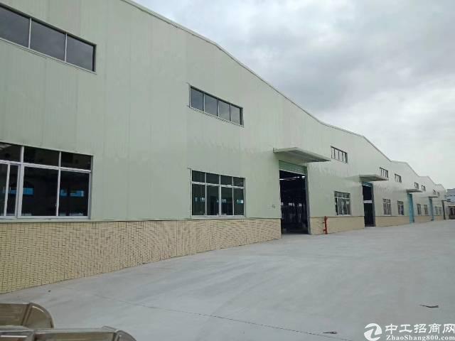 【稀缺厂房10米高,带牛角】独院单一层厂房8栋总面积可分