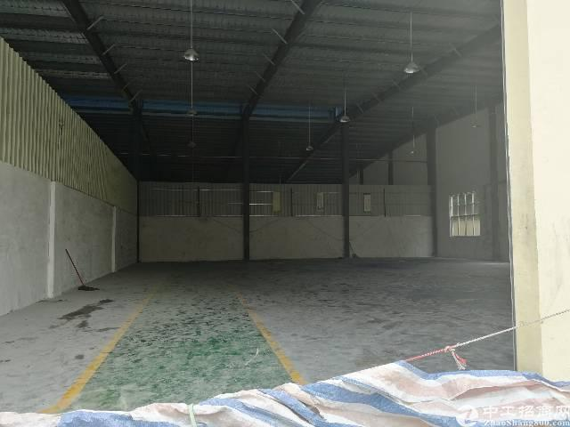 单一层钢构厂房