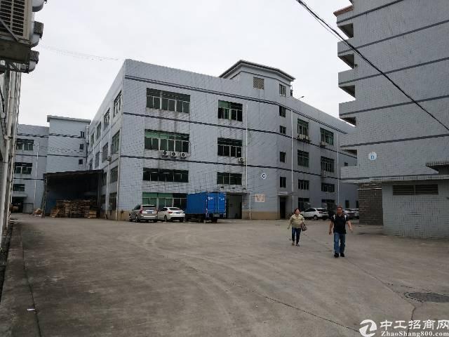 ???????????? 梅观高速附近  原房东厂房一二楼各2000平