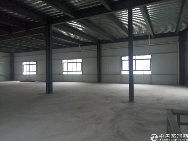 全新钢结构厂房