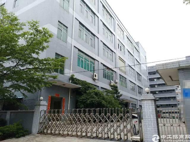 广深高速出口11500平米独院厂房出租