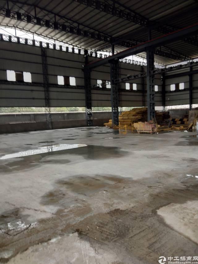 虎门赤岗新出钢构房3000m带精装豪华办公室