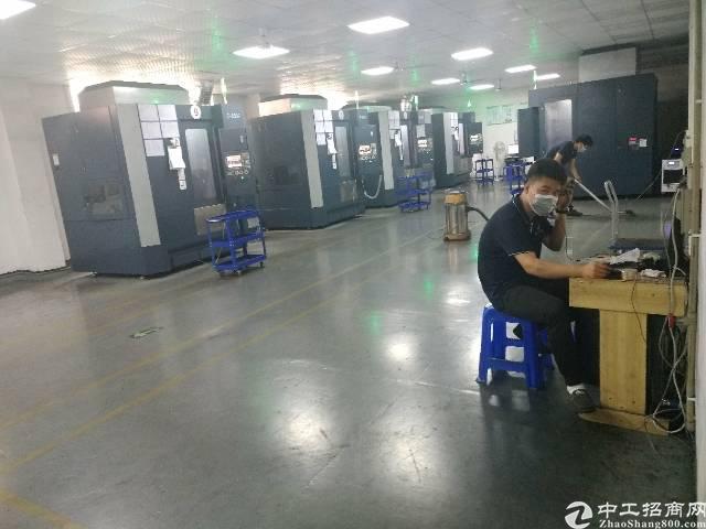 沙井黄埔东环路新出一楼厂房900平方精装修-图4