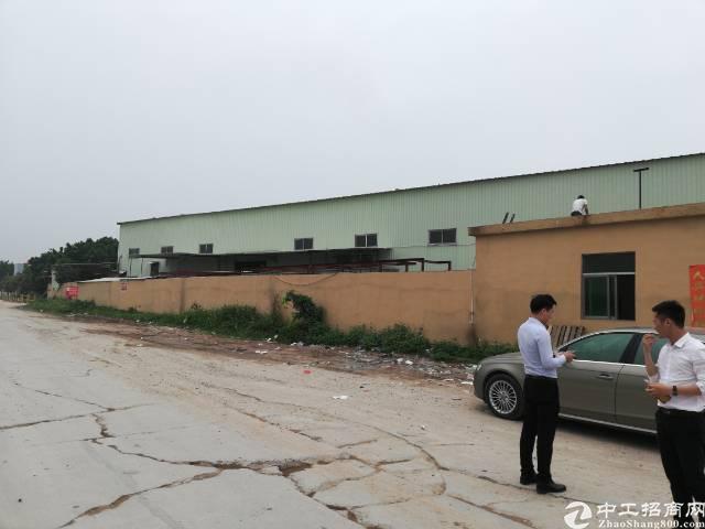 惠州市镇隆单一层厂房出售11000平米
