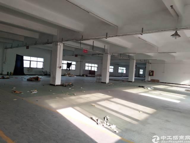 坑梓秀新工业区分租二楼1500平方招租