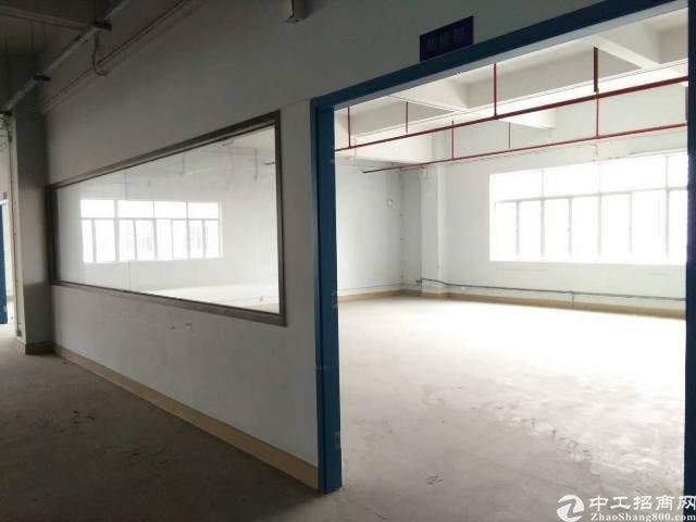 长安厦岗新出独院二楼重工业厂房,位置绝佳,好招工-图5