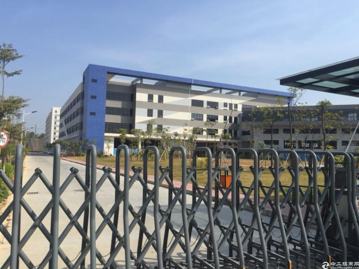 惠州靠深圳仲恺高新区独门独院厂房14500平方