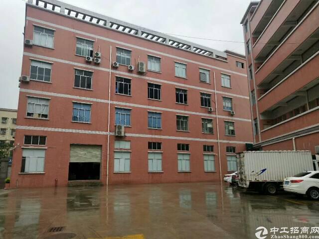 惠州陈江楼上厂房1200平方带装修招租