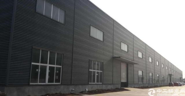 中山钢构新厂房出售
