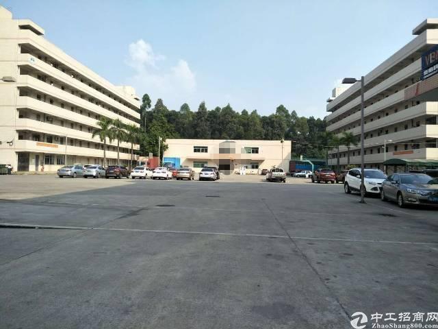 福永高速口107国道附近,独院厂房50000平方,交通方便
