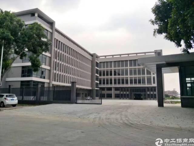 高埗镇独院分租9成新标准楼房两栋1-5层10000平