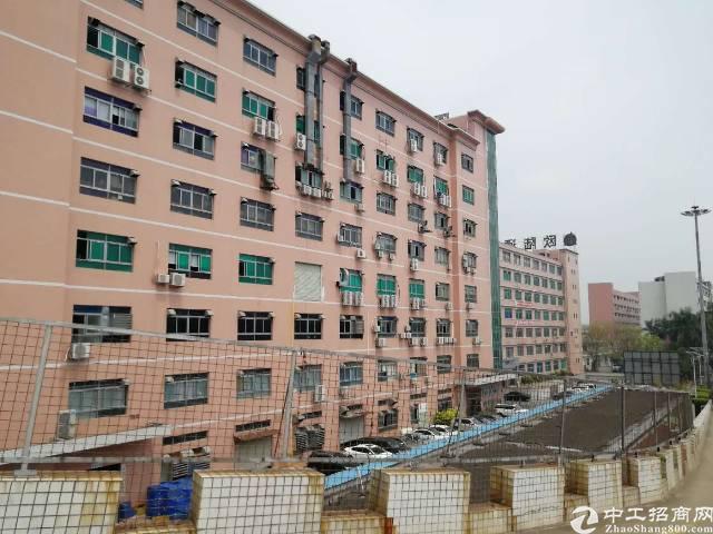 西乡桃源居附近新出楼上660平厂房出租