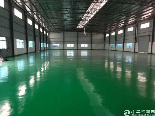 常平镇独门独院单一层厂房4300平方